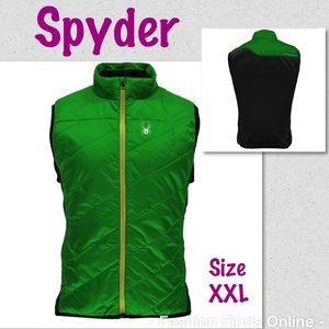 Men's Spyder Exit insulator Vest